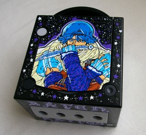 Personnaliser sa console-gamecube-baten-kaitos