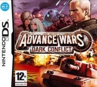 Jeux de stratégie DS - Advance Wars dark conflict DS