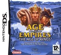 Jeux de statégie DS - Age of Empires-The Age of Kings DS