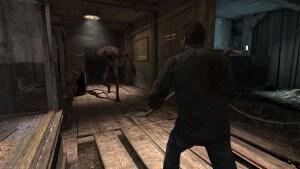 jeux d'horreur PS3 - Silent hill downpour