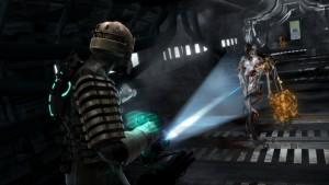 jeux d'horreur PS3 - dead space2
