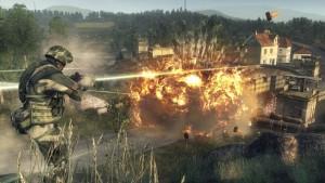 jeux de guerre sur xbox 360-battlefield bad company