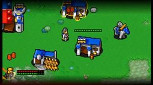 jeux de stratégie DS- lego-battles