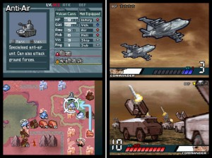 jeux de stratégie ds - advance-wars-dark conflict