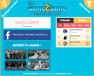 The Game2Game-le quiz des gamers-screen3
