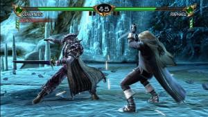Jeux de combat sur Xbox 360 - Soul calibur 4