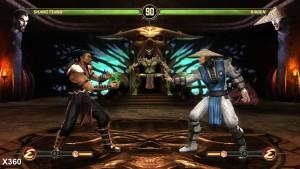 Mortal Kombat - jeux de combat sur Xbox 360