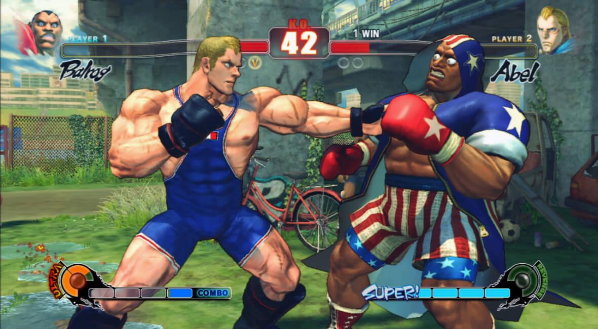 Le téléchargement de Street Fighter III est gratuit Jeu vidéo PC à télécharger pesant 7 Mo. Il s'agit du jeu complet totalement gratuit. Version Anglaise enregistrée dans la partie Combat, elle fonctionnera sur un ordinateur PC et portable tournant sous Windows 10, 8, 7, XP, Vista.