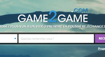 trouver un jeu video game2game