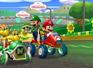 Jeux de Gamecube - Mario Kart Double Dash
