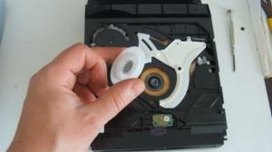 lentille PS3 - démonter lentille