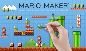 Super Mario Maker Aperçu