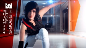 sorties ps4 2016 - juin - MIRROR'S EDGE CATALYST