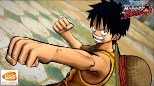 sorties ps4 2016 - juin - One Piece burning blood