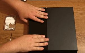 Changement de disque dur PS4 - cover - PS4 chauffe - tuto