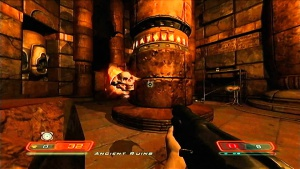 Doom 3 - jeux de xbox