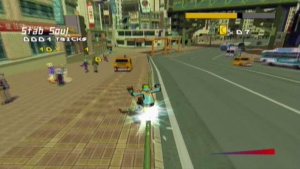 Jet set radio future - jeux de xbox