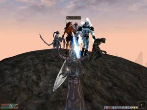 The Elder Scrolls Morrowind - jeux de xbox