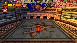 Jeux de Playstation 1-Crash Bandicoot Warped