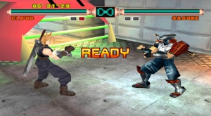 Jeux de playstation 1-Final Fantasy 7