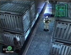 Jeux de playstation 1-Metal Gear Solid