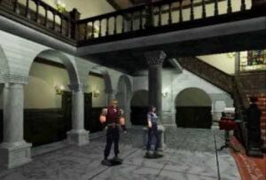 Jeux de playstation 1 - Resident Evil