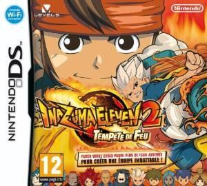 Inazuma 2 - Tempête de feu cover