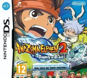 Inazuma 2 - Tempête de glace - cover