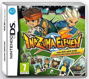 Inazuma eleven DS - cover
