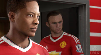 Alex Hunter FIFA17