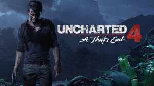 Test Uncharted 4 : A thief's End