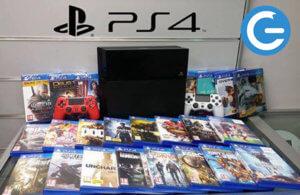 Echange jeux PS4 sans abonnement avec Game2Game.com