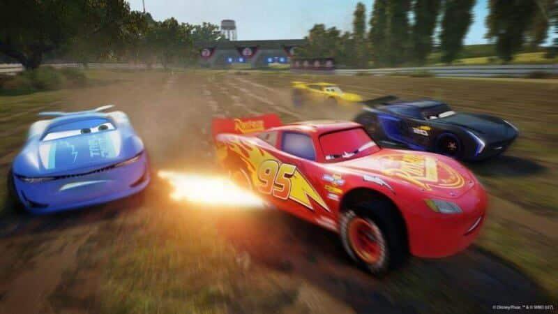 Cars 3 course vers la victoire-nouveau jeux PS3