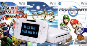 Jeux Wii sur Wii U : tout savoir sur la compatibilité Wii et Wii U