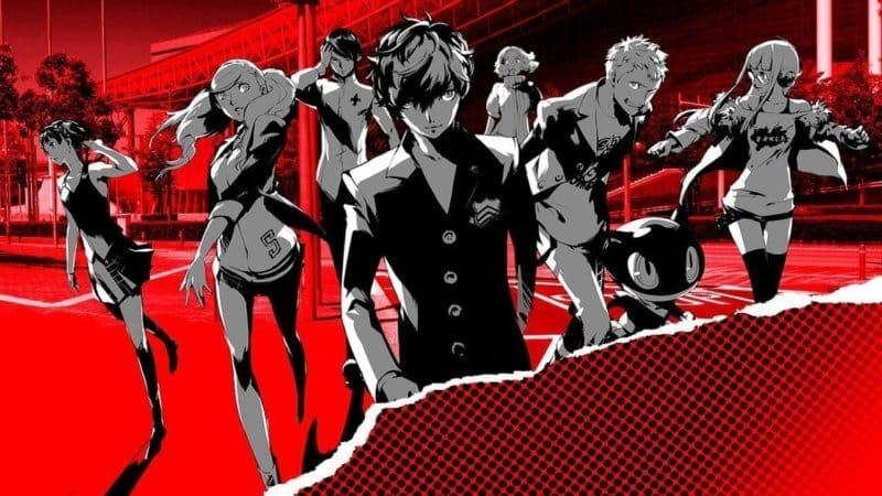 Persona5-nouveau jeux PS3