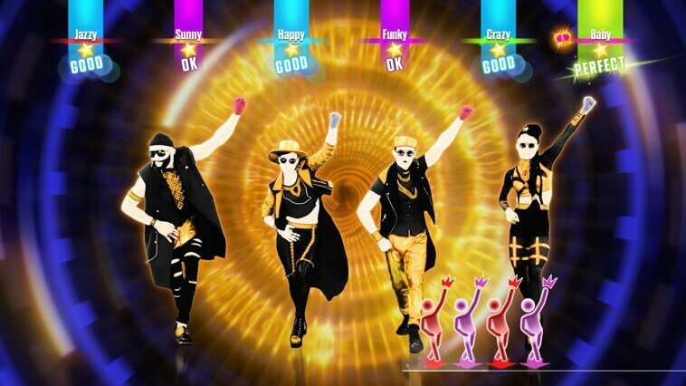 jeux wii u 2017 just dance 2017