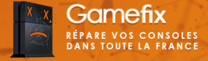 Gamefix : le service de réparation console disponible partout en France