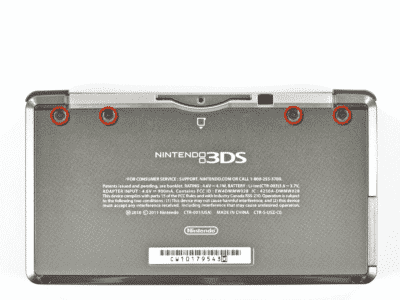 reparation 3ds 3DS-back