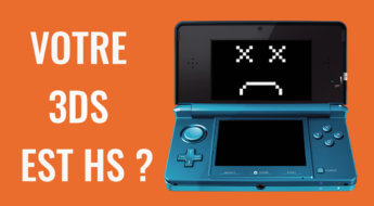 reparation 3DS