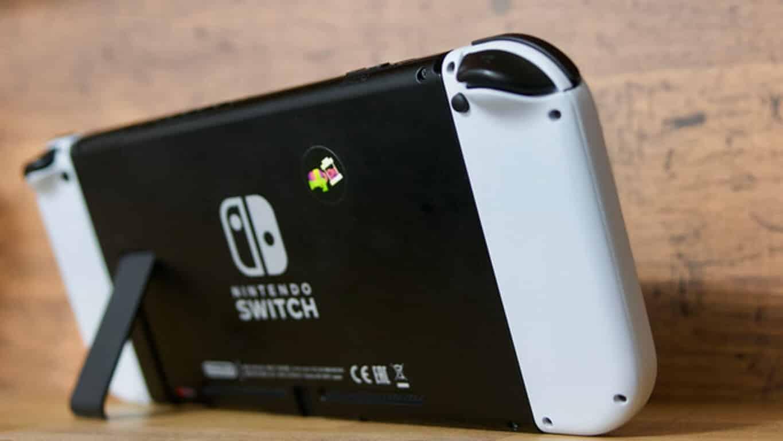 Problème Nintendo Switch réparer