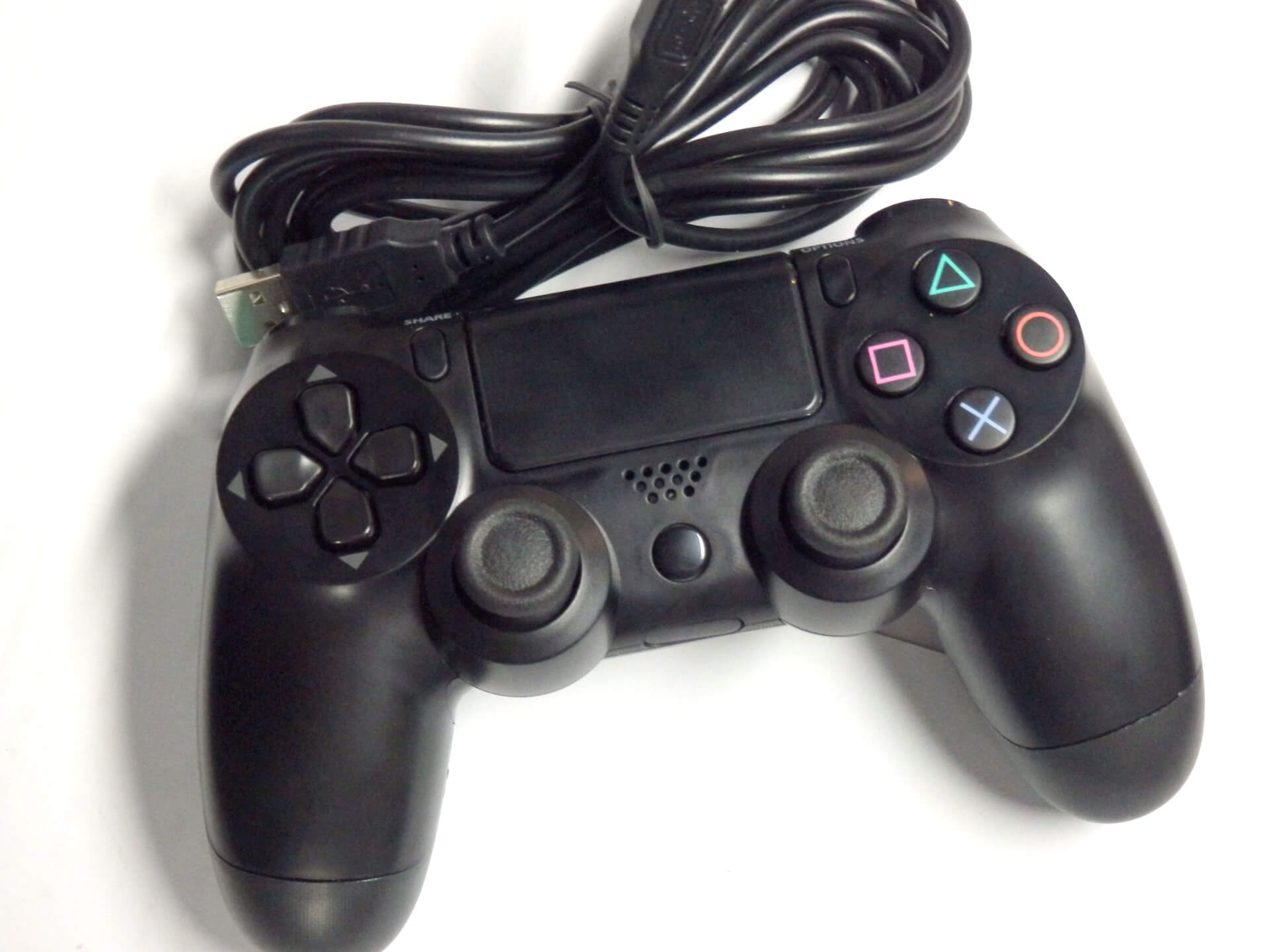 probleme manette ps4-wire