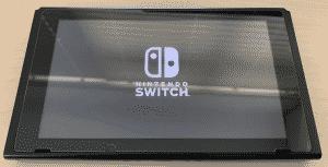 Nintendo Switch bloqué sur logo : forcer le redémarrage