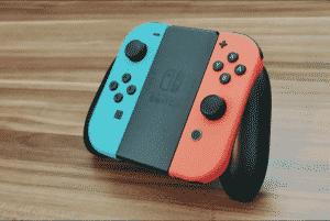 Le chargement des manettes Switch