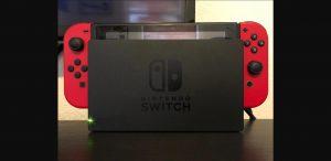 Switch voyant vert clignote : votre console n'affiche rien ?