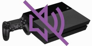Plus de son PS4 : réglez votre problème audio