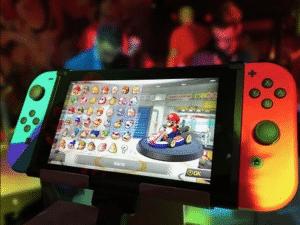 Comment jouer avec 2 manettes sur Switch